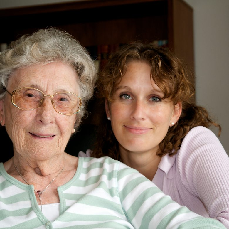 senior-care-caregiver-selfie-with-happy-client